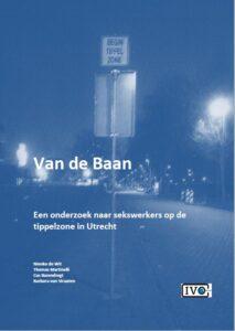 Cover Van de Baan - onderzoek naar sekswerkers