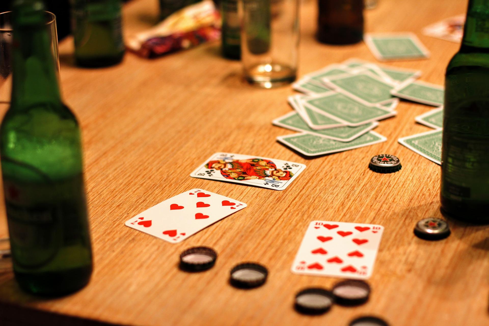 Alcohol en gokken